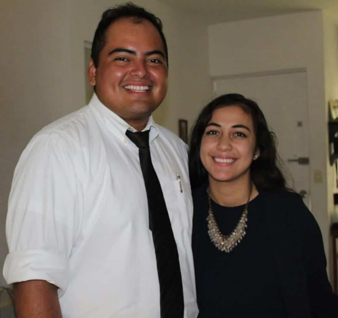Lemuel and Merary Petlacalco