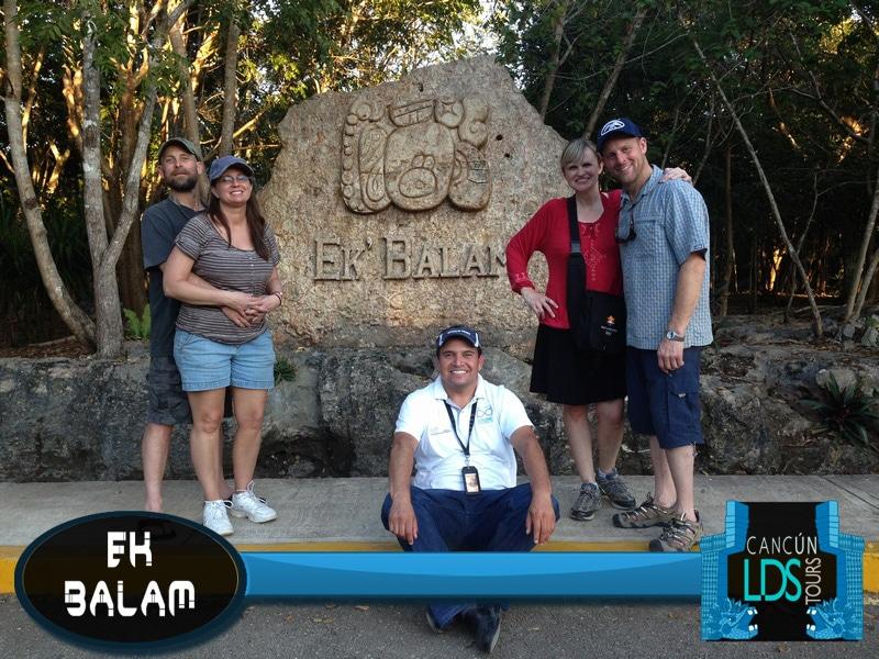 Ek Balam cancun LDS Tours, Book Of Mormon