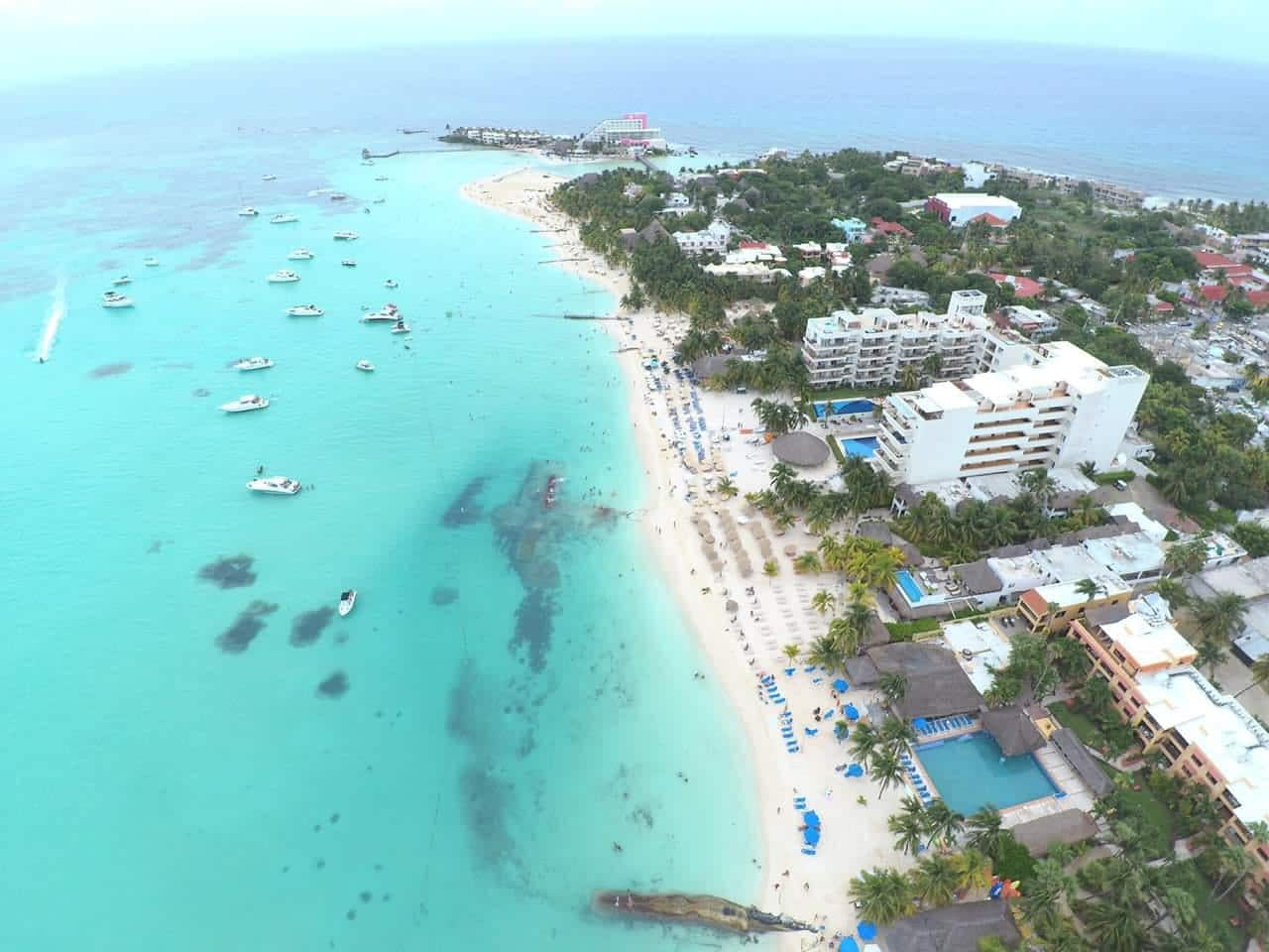 Cancun LDS Tours Isla Mujeres
