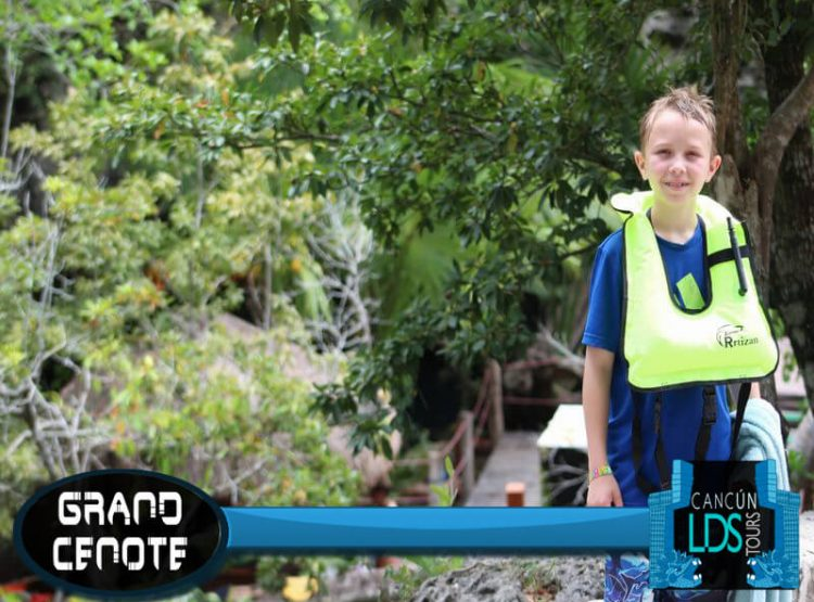 Grand Cenote Cancun LDS Tours 2017